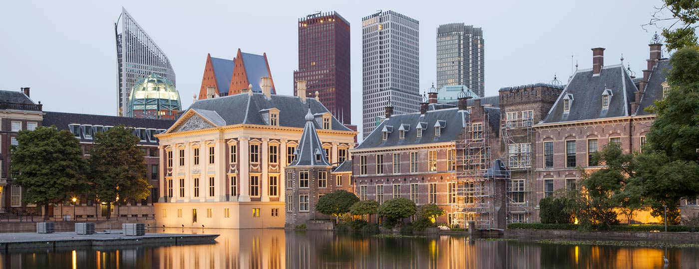 The Hague's leading restaurants for a business outing