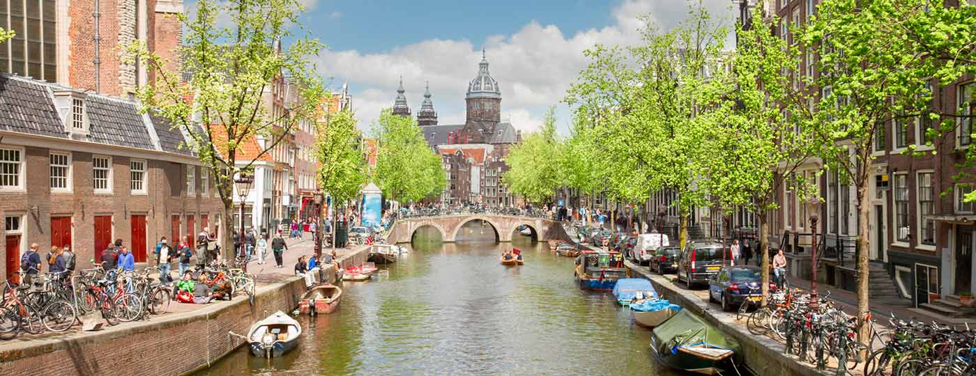 Restaurant tips for a business lunch or dinner in Amsterdam