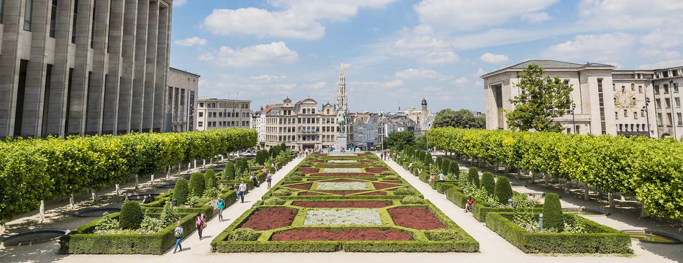 A culinary lunch or dinner in Brussels
