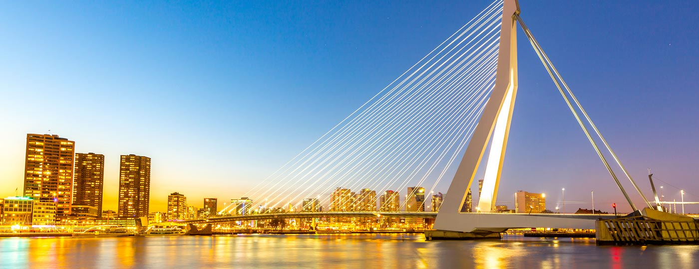 Discover Rotterdam with the whole family