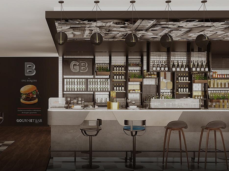 Restauracja śniadanie Hotele Sieci Novotel