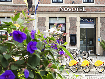 Novotel Brussels off Grand Pla