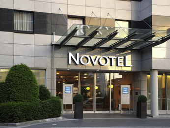 Novotel Düsseldorf City West (Seestern)