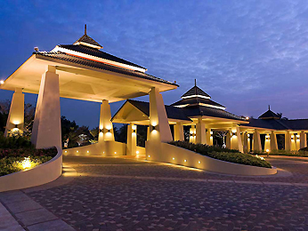 Novotel Chumphon Beach Resort and Golf
