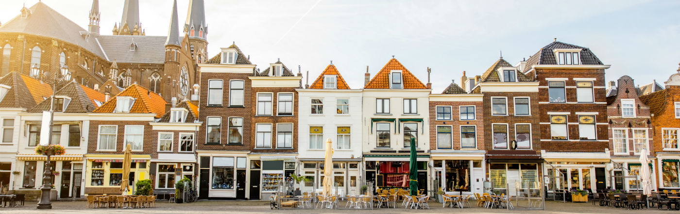 Netherlands - Delft hotels