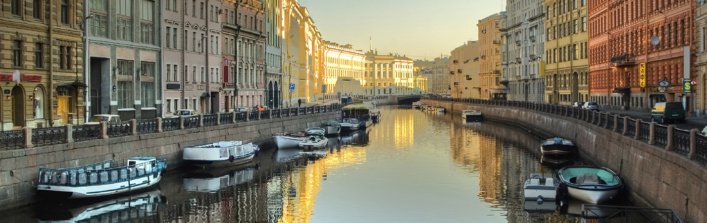 Rusland - Hotels St  Petersburg